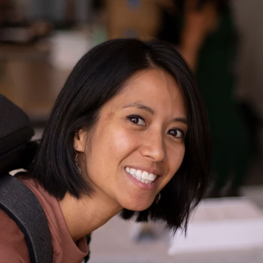 Nina B. Tran says that David Grimes has a tenacious love for learning that is evident in the way he teaches calligraphy online.