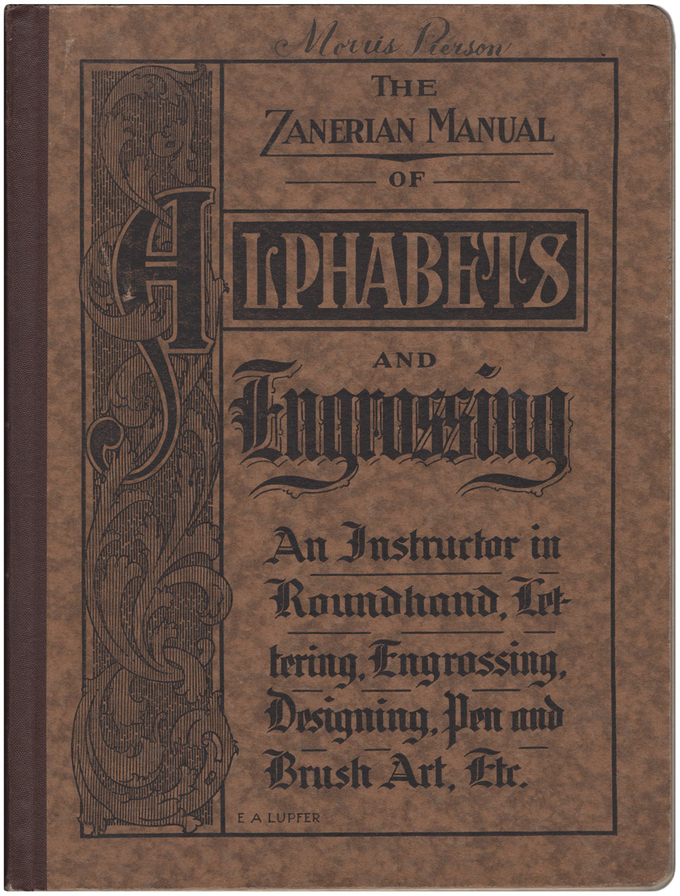 Masgrimes Zanerian Manual